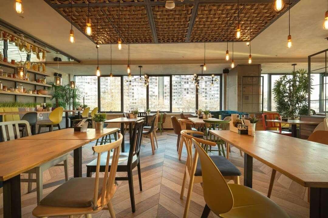 Restaurant Paris centre